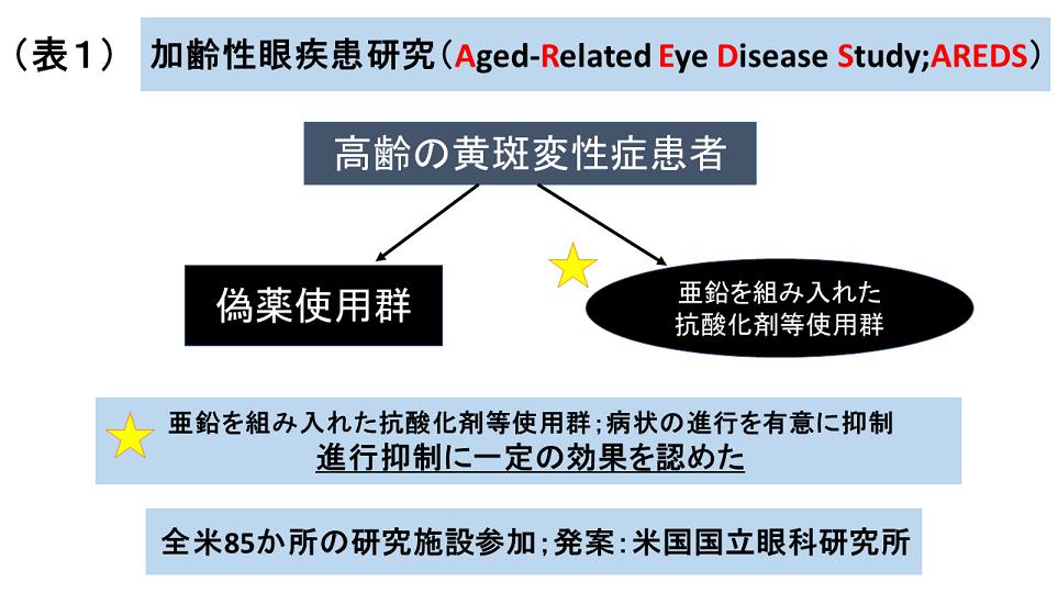 加齢性眼疾患研究